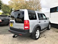 USED 2006 06 LAND ROVER DISCOVERY 2.7 3 TDV6 HSE 5d AUTO 188 BHP