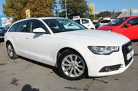 USED 2013 13 AUDI A6 2.0 AVANT TDI SE 5d 175 BHP BRILLIANT VALUE FOR MONEY A6 AVANT - STUNNING SPECIFICATION