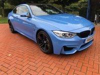 2016 BMW M4 3.0 M4 2d AUTO 426 BHP £31990.00