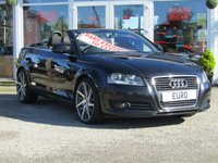 USED 2008 AUDI A3 2.0 TDI SPORT 2d 138 BHP FINANCE OR CREDIT CARDS NOT ACCEPTED