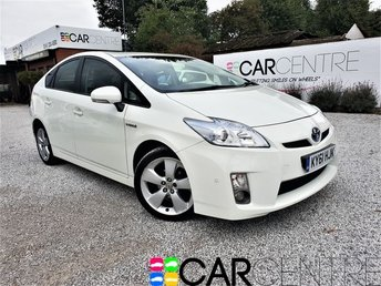 View our 2011 61 TOYOTA PRIUS 1.8 T SPIRIT VVT-I 5d AUTO 99 BHP