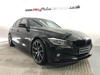 USED 2014 64 BMW 3 SERIES 2.0 320D EFFICIENTDYNAMICS 4d AUTO 161 BHP *M PERFORMANCE KIT* ALL EXTRAS INCLUDED IN PRICE