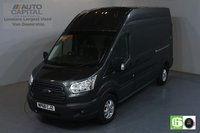 USED 2018 68 FORD TRANSIT 2.0 350 TREND L3 H3 129 BHP EURO 6 ENGINE AIR CON, F-R PARKING SENSORS, ALLOY WHEEL