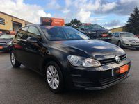 2013 VOLKSWAGEN GOLF 1.6 SE TDI BLUEMOTION TECHNOLOGY 5d 103 BHP £7987.00