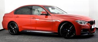 2016 BMW 3 SERIES 3.0 335d M Sport Auto xDrive (s/s) 4dr £22995.00