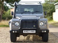 USED 2007 07 LAND ROVER DEFENDER 2.4 110 XS STATION WAGON 5d 122 BHP www.suffolkcarcentre.co.uk - Located at Reydon