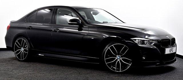 "USED 2017 67 BMW 3 SERIES 3.0 335d M Sport Auto xDrive (s/s) 4dr MPerformance Pk, 20""s, Sat Nav"