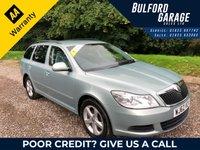 2012 SKODA OCTAVIA 1.6 SE TDI CR 5d 104 BHP £5985.00