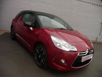 2013 CITROEN DS3 1.6 DSTYLE PLUS  £4995.00
