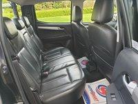 USED 2014 63 ISUZU D-MAX 2.5 TD UTAH DCB AUTO 164 BHP