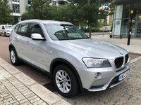 USED 2014 63 BMW X3 2.0 XDRIVE20D SE 5d AUTO 181 BHP