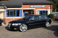 USED 2008 08 AUDI S8 5.2 S8 FSI QUATTRO V10 4d 450 BHP Big Spec! Full Service History! Excellent Condition Throughout!