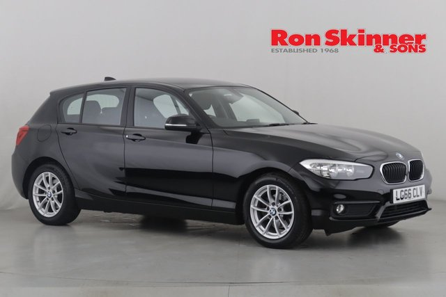 View our 2016 66 BMW 1 SERIES 1.5 116D ED PLUS 5d 114 BHP