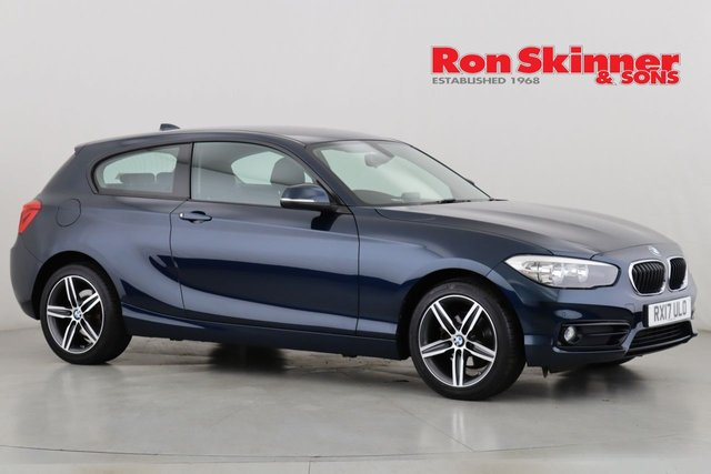View our 2017 17 BMW 1 SERIES 1.5 118I SPORT 3d 134 BHP