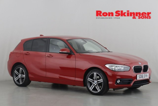 View our 2016 16 BMW 1 SERIES 1.5 118I SPORT 5d 134 BHP