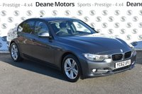 USED 2012 62 BMW 3 SERIES 2.0 320D SPORT 4d 184 BHP LEATHER INTERIOR