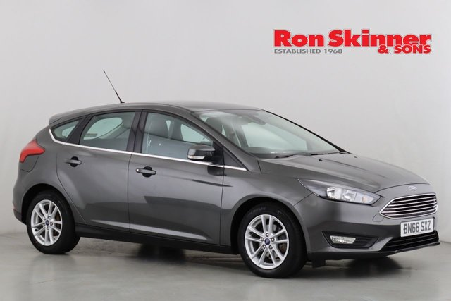 View our 2016 66 FORD FOCUS 1.0 ZETEC 5d 124 BHP