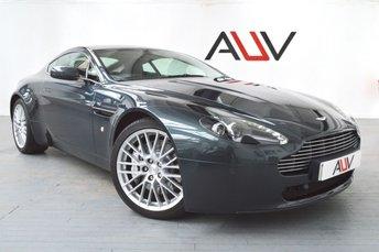 2009 ASTON MARTIN VANTAGE 4.7 V8 3d 420 BHP £38950.00