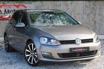 2014 VOLKSWAGEN GOLF 2.0 GT TDI BLUEMOTION TECHNOLOGY 5d 148 BHP £11695.00