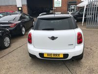 USED 2012 X MINI COUNTRYMAN 1.6 COOPER 5d AUTO 122 BHP