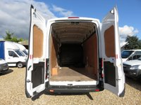 USED 2016 16 FORD TRANSIT 2.2 350 L4 H3 (JUMBO) RWD PANEL VAN 125 BHP WITH ONLY 16,131 MILES