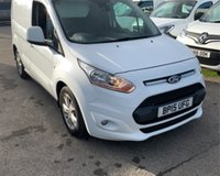 2015 FORD TRANSIT CONNECT 1.6 200 LIMITED P/V 114 BHP £7500.00
