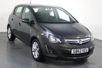 USED 2014 63 VAUXHALL CORSA 1.2 EXCITE 5d 83 BHP ONE OWNER with 6 Stamp SERVICE HISTORY