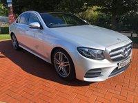 2016 MERCEDES-BENZ E CLASS 2.0 E 220 D AMG LINE PREMIUM PLUS 4d AUTO 192 BHP £22990.00