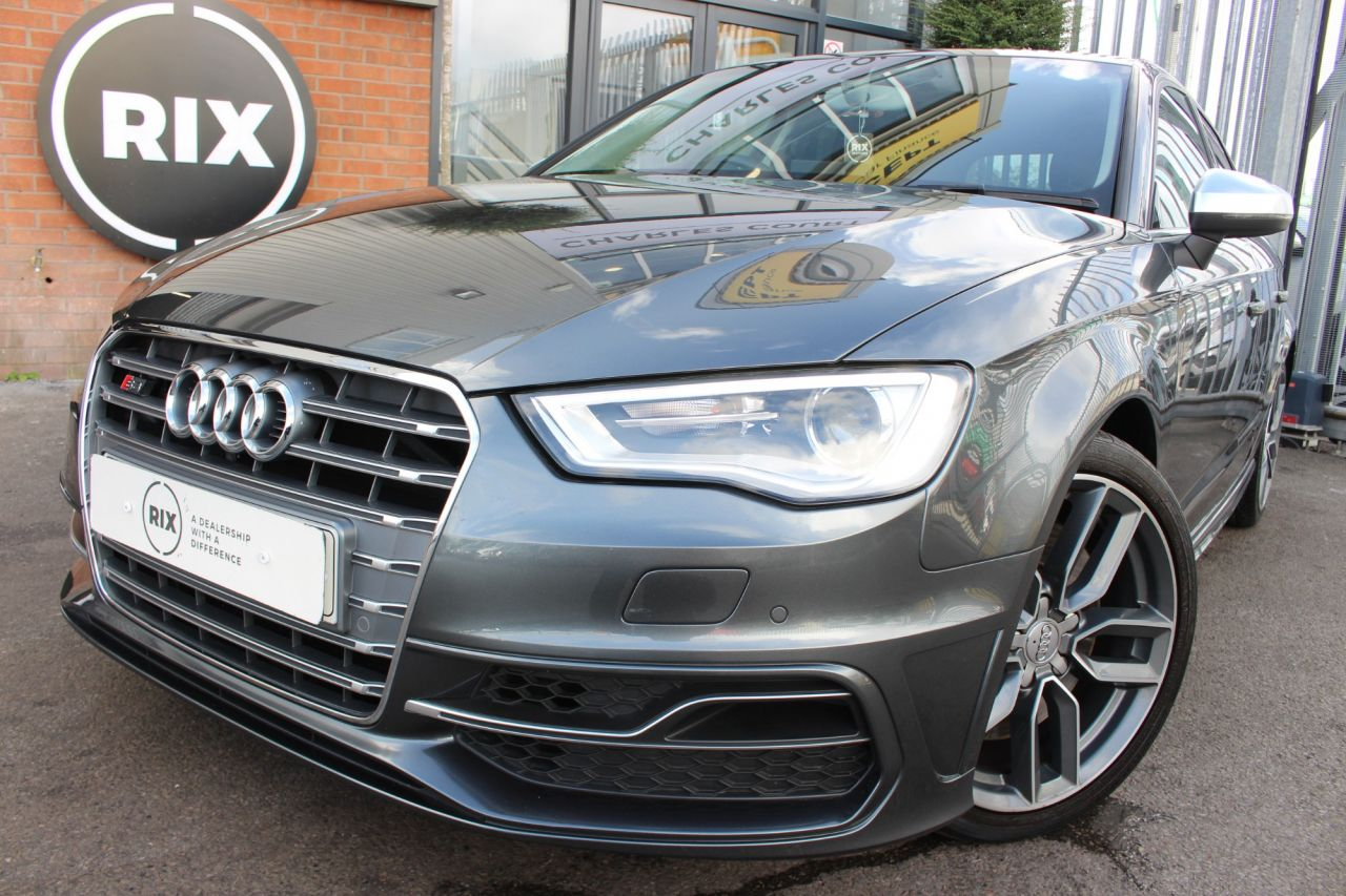 Used AUDI S3for sale