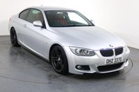 USED 2011 BMW 3 SERIES 3.0 325I M SPORT 2d 215 BHP 2 OWNERS with 6 Stamp SERVICE HISTORY