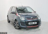 2016 CITROEN C1 1.2 PURETECH FLAIR 3d 82 BHP £5622.00