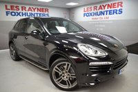 USED 2013 63 PORSCHE CAYENNE 3.0 D V6 TIPTRONIC 5d AUTO 245 BHP Sat Nav, Bluetooth, 1 Owner, Full history