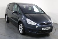 USED 2009 59 FORD S-MAX 2.2 TITANIUM TDCI 5d 173 BHP 2 OWNERS From New