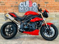 USED 2013 13 TRIUMPH SPEED TRIPLE 1050 Arrow Exhausts