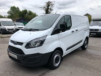 2014 FORD TRANSIT CUSTOM T290 L1H1 100PS £7950.00