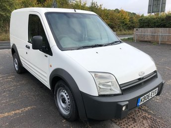 2006 FORD TRANSIT CONNECT 1.8 T200 SWB £1650.00