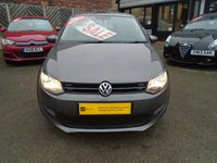 USED 2013 B VOLKSWAGEN POLO 1.2 MATCH EDITION 5d + LOW INSURANCE