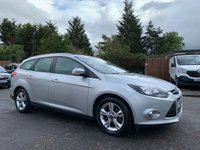 2011 FORD FOCUS 1.6 ZETEC 5d 104 BHP CLEAN EXAMPLE WITH FULL FORD HISTORY £4500.00