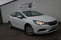 USED 2016 16 VAUXHALL ASTRA 1.6 TECH LINE CDTI 5d 108 BHP