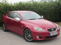 USED 2005 55 LEXUS IS 2.5 250 SE 4d * FULL HEATED LEATHER INTERIOR *
