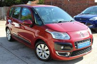 USED 2010 60 CITROEN C3 PICASSO 1.6 PICASSO VTR PLUS HDI 5d 90 BHP **** £30 ROAD TAX ****