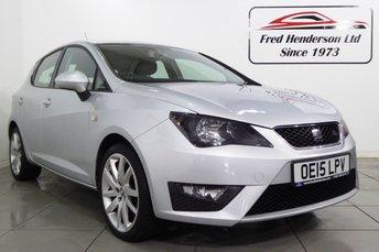 2015 SEAT IBIZA 1.2 TSI FR 5d 104 BHP £5995.00