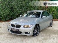 USED 2008 08 BMW 3 SERIES 3.0 330D M SPORT 2d 232 BHP