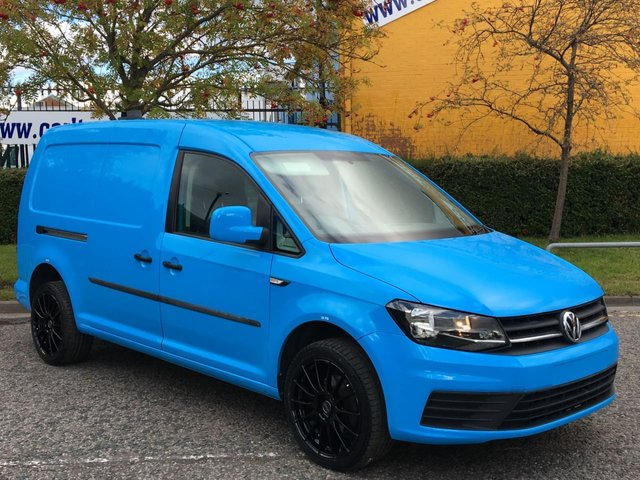 2015 65 VOLKSWAGEN CADDY MAXI 1.6 C20 TDI STARTLINE 102 BHP [ A/C ] LOW MILEAGE TWIN DOORS
