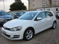 USED 2014 64 VOLKSWAGEN GOLF 1.4 MATCH TSI BLUEMOTION TECHNOLOGY 5d 120 BHP 1 PREV  OWNER