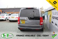 USED 2008 58 LAND ROVER DISCOVERY 2.7 3 TDV6 SE 5d AUTO 188 BHP DIESEL GREY 7 SEATS