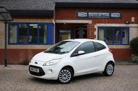 USED 2013 13 FORD KA 1.2 ZETEC 3d 69 BHP Full Service History! Excellent Condition!