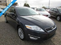 2014 FORD MONDEO 2.0 ZETEC BUSINESS EDITION TDCI 5d 161 BHP £8495.00