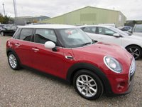 USED 2014 64 MINI HATCH COOPER 1.5 COOPER D 5d AUTO 114 BHP CHILLI PACK SCARCE AUTOMATIC