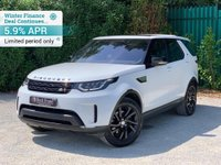 USED 2018 68 LAND ROVER DISCOVERY 5 3.0 SDV6 HSE 5d 302 BHP 2019 MODEL YEAR VAT QUALIFYING